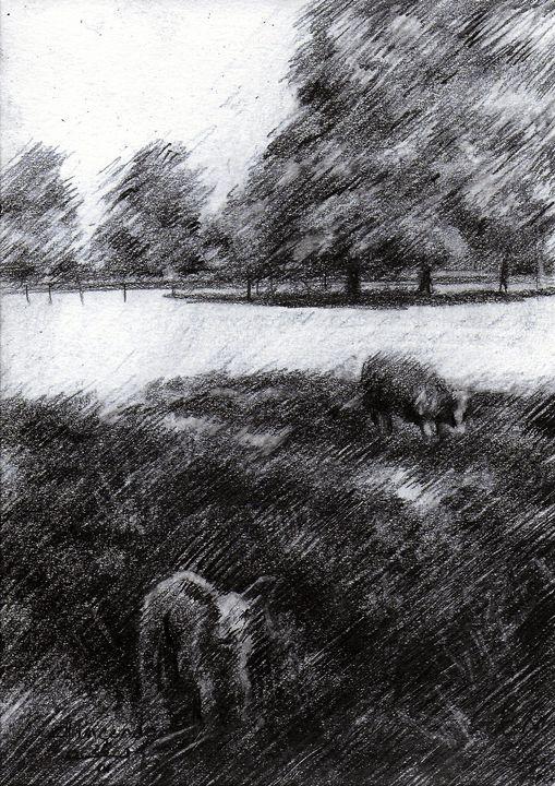 Clingendael – 25-04-19 - Corné Akkers art works