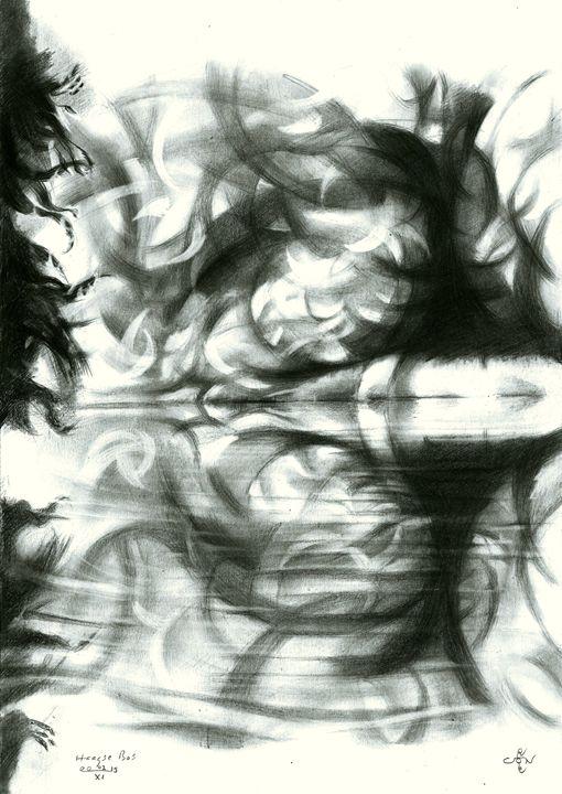 The Hague Forest - 02-11-15 - Corné Akkers art works