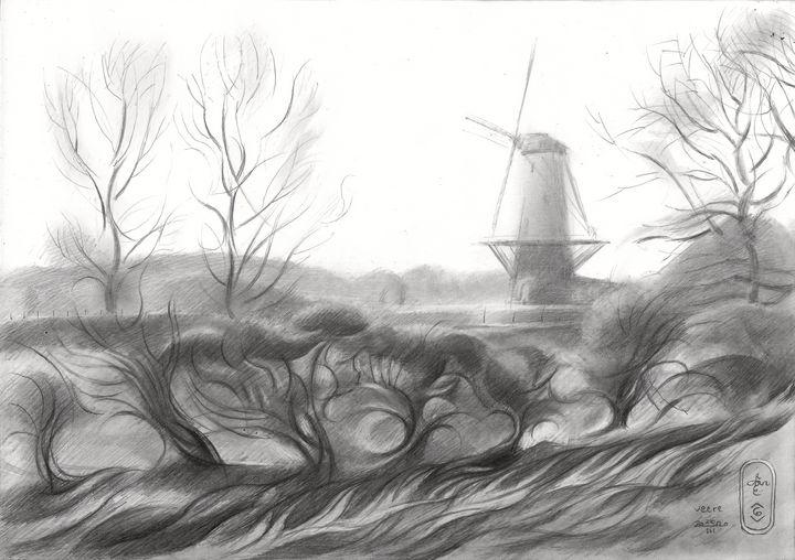 Veere – 26-03-20 - Corné Akkers art works