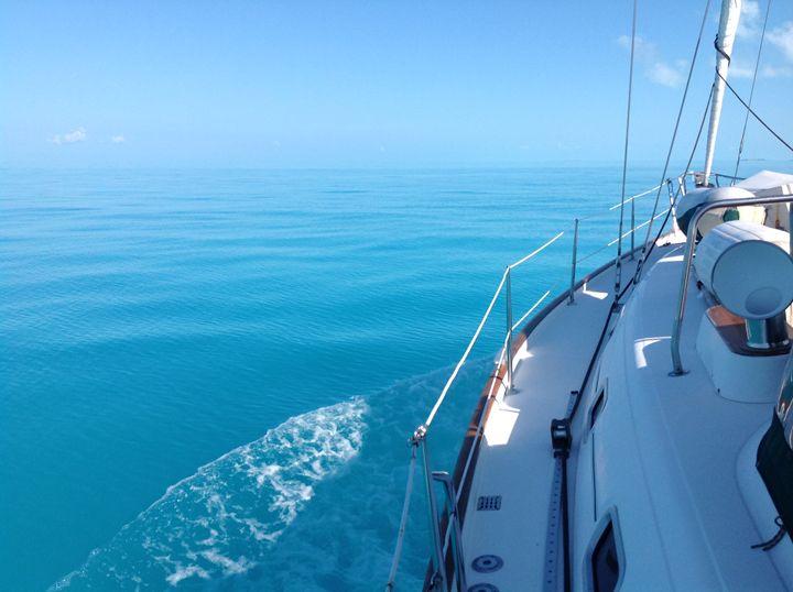 Across Gulf Stream - Dahleen