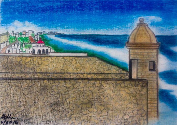 El Morro, San Juan P.R. - Dahleen