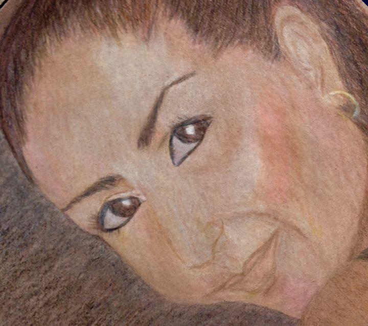 brown Eyes - Dahleen