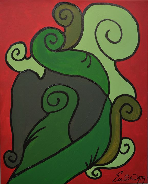 Ferns n' Ivys - Eve's Prints