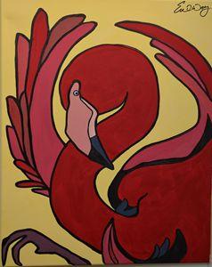 Flamin' Flamingo