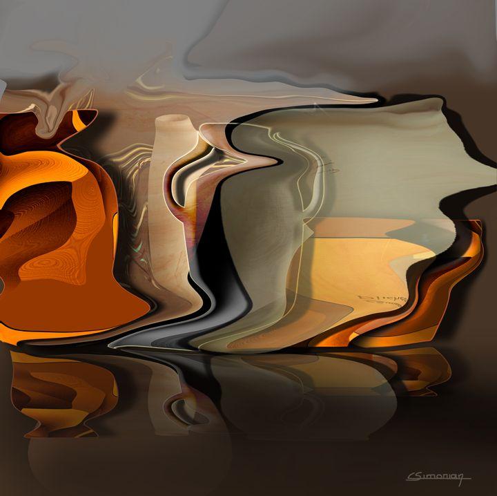 Compression two-dimensional 01 - Christian Simonian