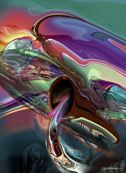 The saxophone sound - Christian Simonian