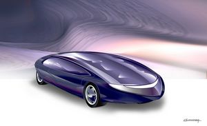 Car design 01 - Christian Simonian