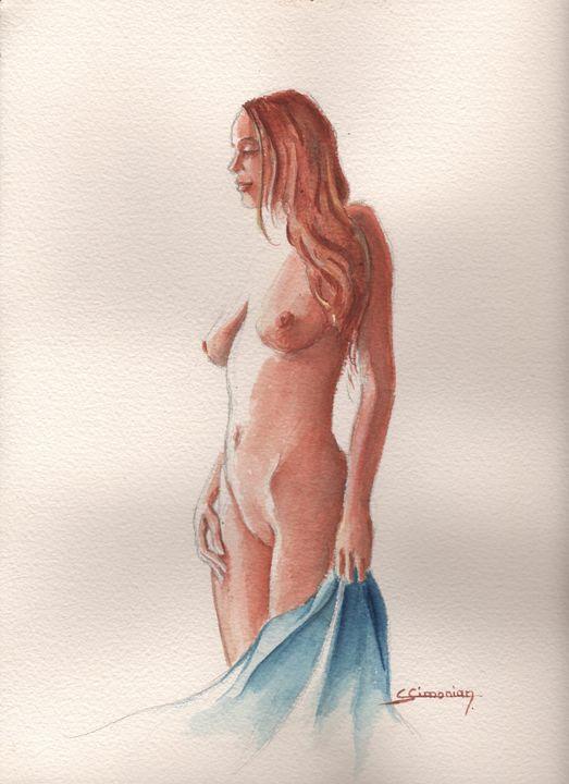 Nude 2 - Christian Simonian