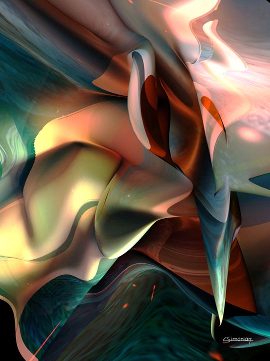 Jerome Bosch atmosphere - Christian Simonian