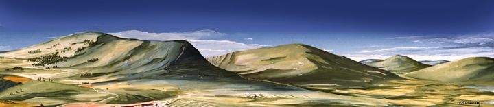 Hills - Christian Simonian
