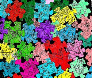 Puzzled - Peanut Gallery