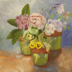 A Floral Study