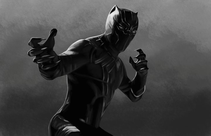 Black Panther - Bennie Lee Thompson