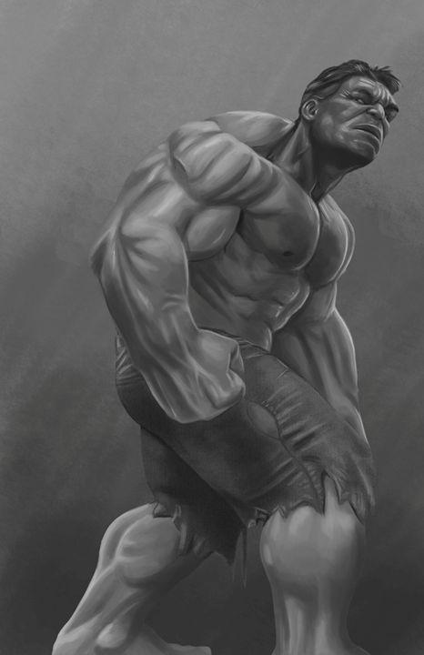 Avengers Hulk - Bennie Lee Thompson