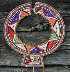 Tribal Wedding Necklace