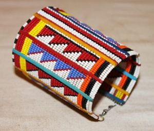 Masai Maasai Handmade Armbands