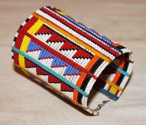 Masai Maasai Handmade Armbands - African Touch