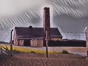 Am Ende des Krieges - Buchenwald - Art & Love by kasaan