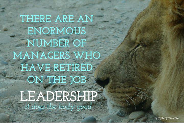 Leadership - Graphic Gram