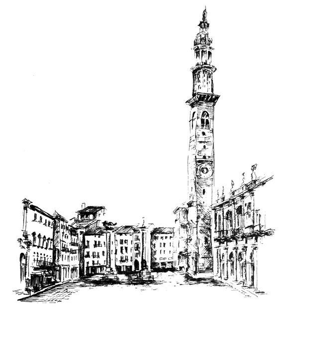 Piazza dei Signori - Charlena