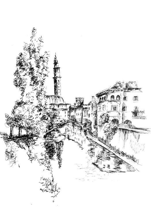 Retrone de Vicenza - Charlena
