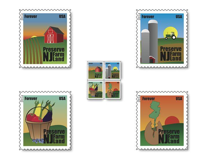 New Jersey Stamps - Gardner's Gallery