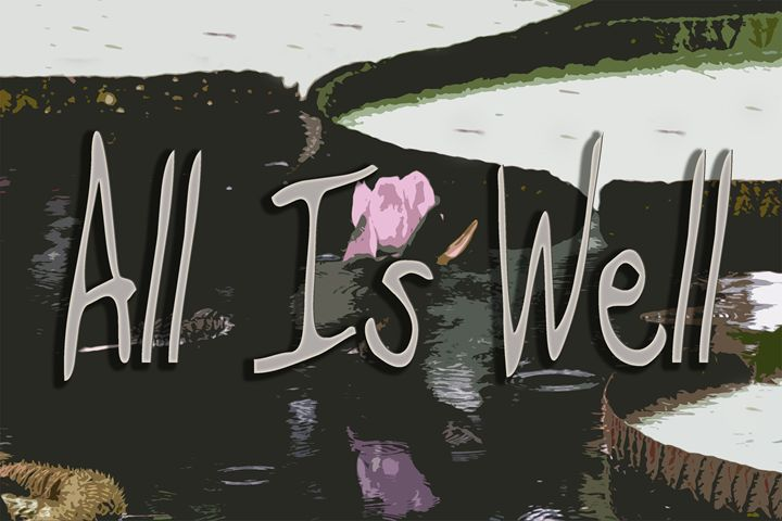 All Is Well - The Soul Messages by Jodi