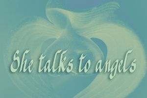 She Talks To Angels - The Soul Messages by Jodi