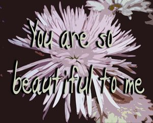 You Are So Beautiful To Me - The Soul Messages by Jodi