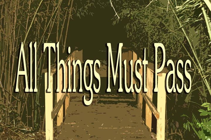 All Things Must Pass - The Sou...