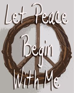 Let Peace Begin With Me - The Soul Messages by Jodi