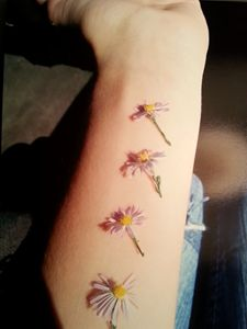 Daisy veins