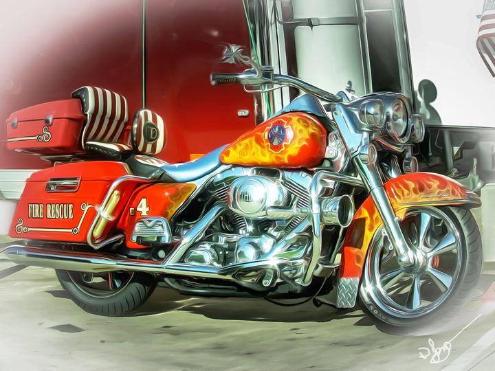 Emergency Bike - David Jones