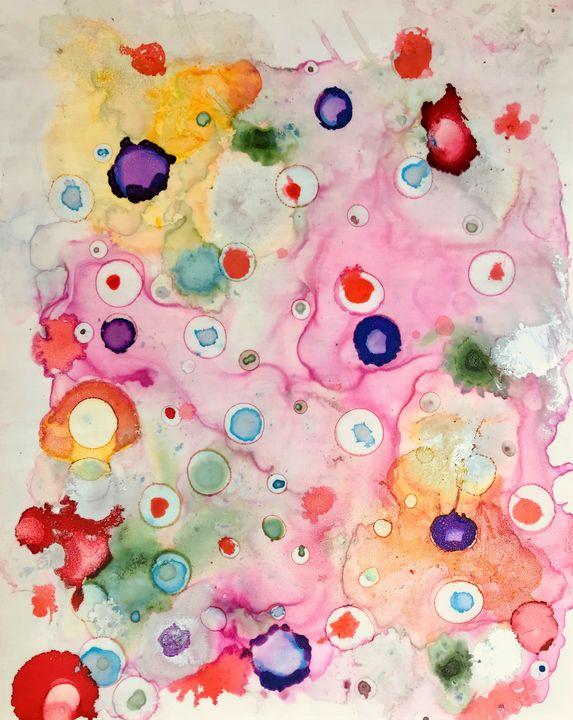 Sunday Polka-Dots - Judy Block