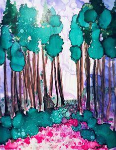 Purple Haze and Pines