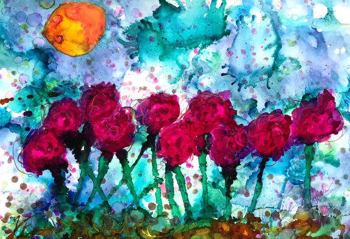 My Groovy Garden - Judy Block