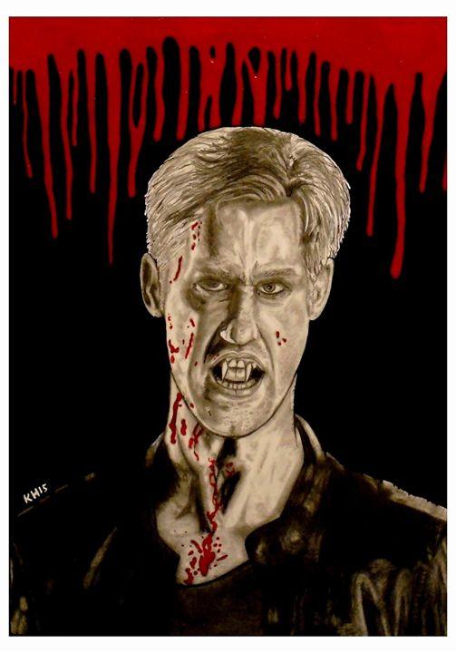 V1-Eric Northman (True Blood) - Kevin Hamilton Art