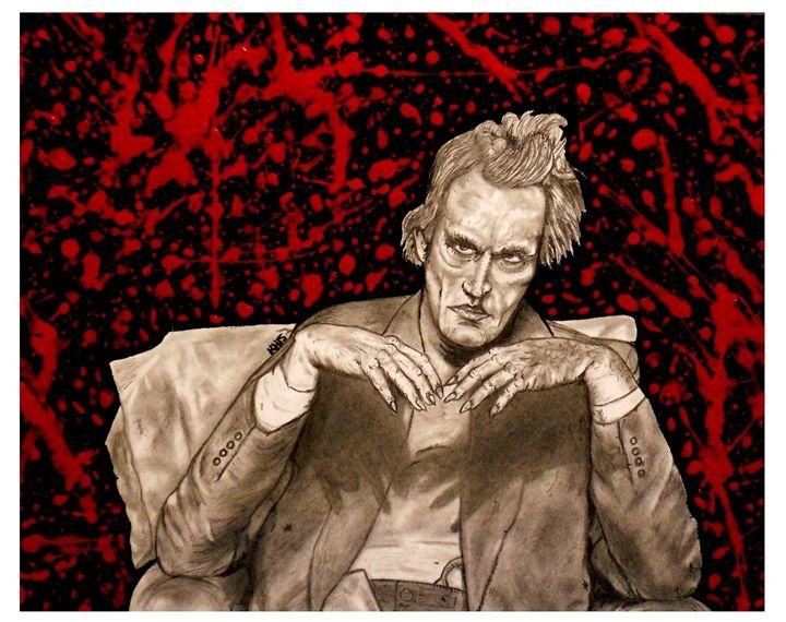 V2-Jesse Hooker (Near Dark) - Kevin Hamilton Art
