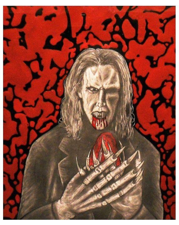 V3-Radu Vladislas (Subspecies) - Kevin Hamilton Art