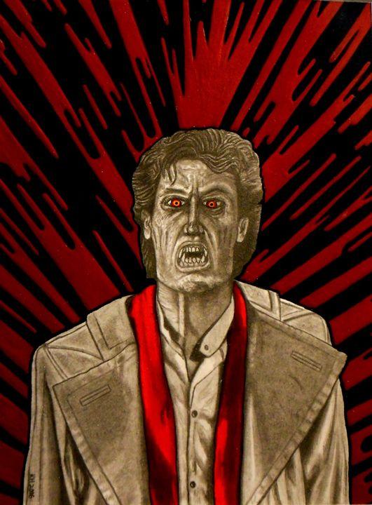 V4-Jerry Dandrige (Fright Night) - Kevin Hamilton Art