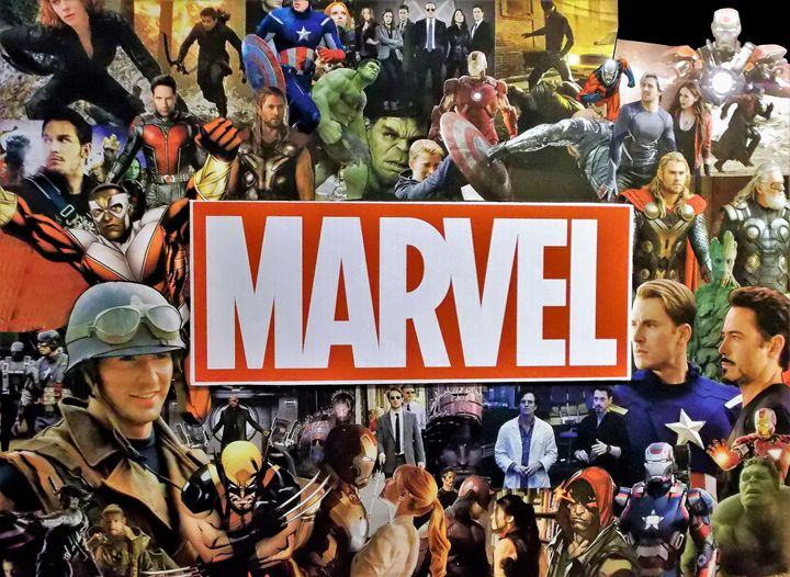 MCU (Marvel Cinematic Universe) - Kevin Hamilton Art