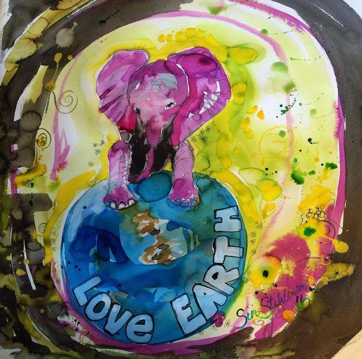 LOVE EARTH - SÏRÏ
