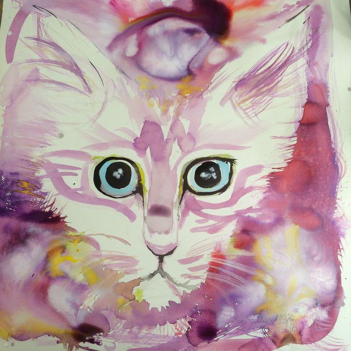 PINK CAT - SÏRÏ
