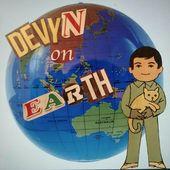 Devyn on Earth