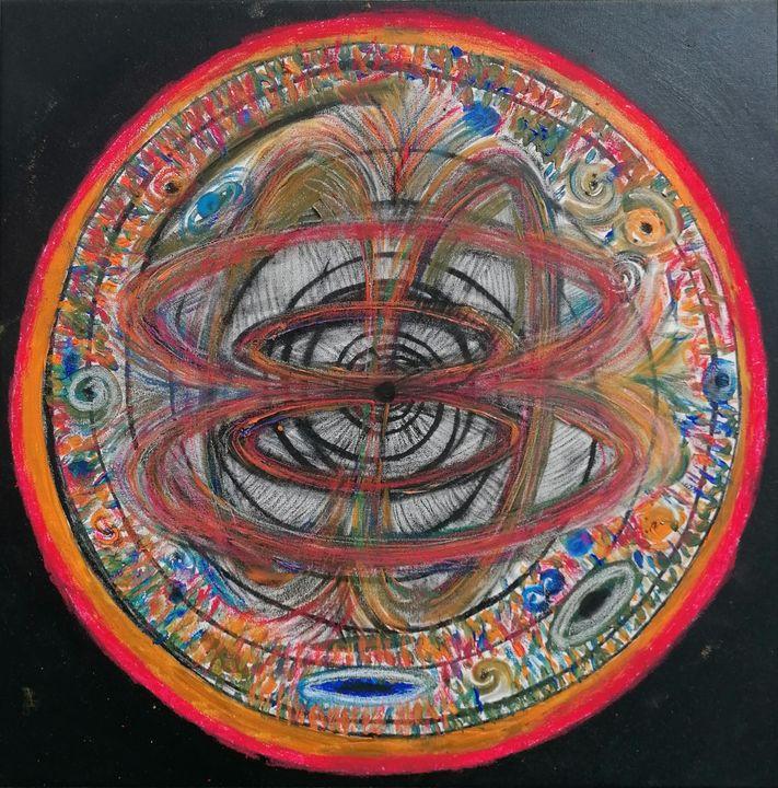 Black Hole's Proliferation - Johnny Gomez