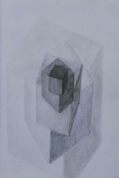 Inside geometric stuff - Johnny Gomez