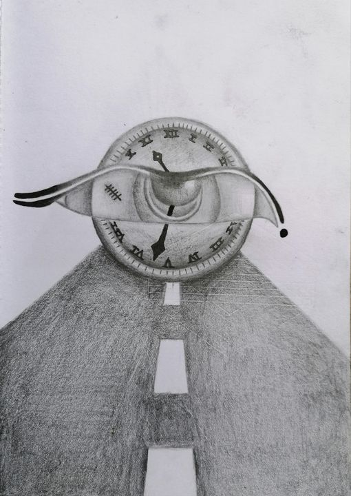 Road of Time - Johnny Gomez