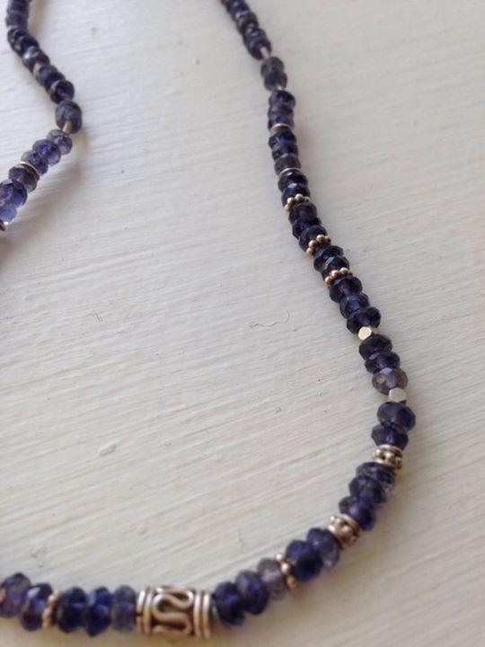 Precious Gemstone Necklace - Darshona Creations