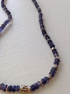 Precious Gemstone Necklace