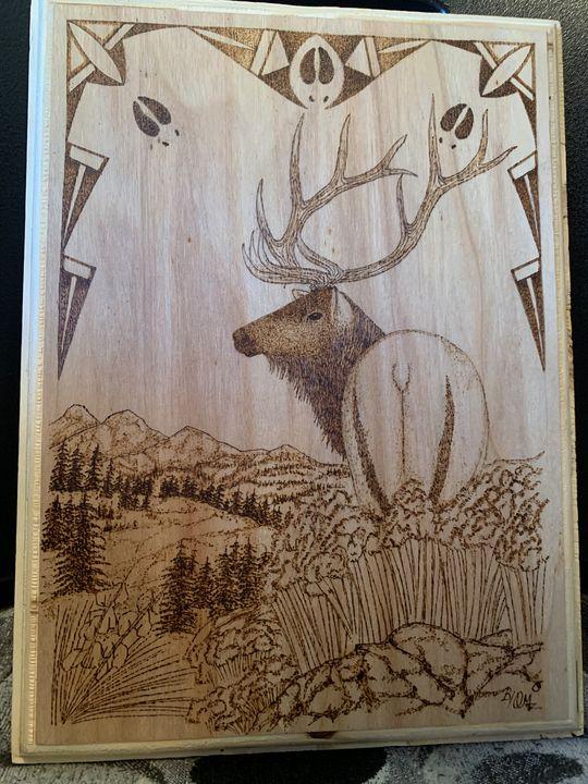The Elk - Haabanni